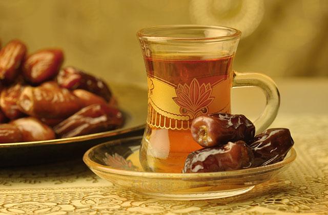 Afternoon Tea - Emirate Style, United Arab Emirates