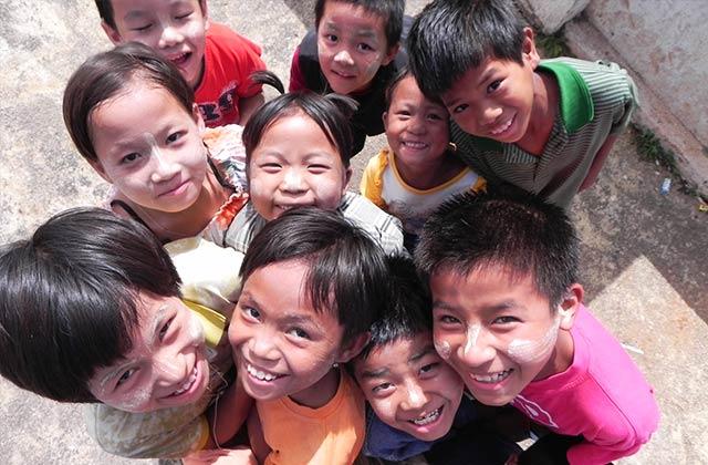 Kalaw Kids   by Flight Centre's Lidija Tamse