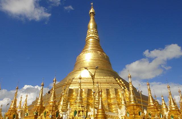Shwedagon Paya   by Flight Centre's Jason Cassin