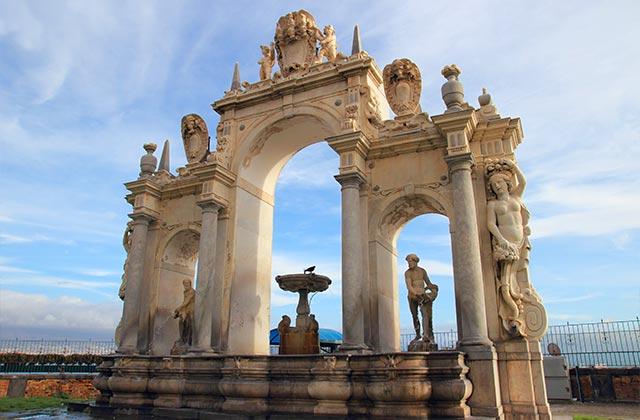 Fontana della'Immacolata