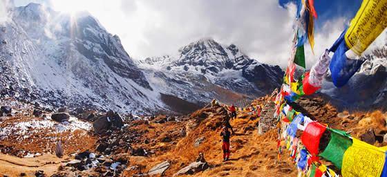 Nepal: Annapurna