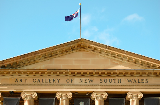 The Art Gallery of New South Wales, Sydney