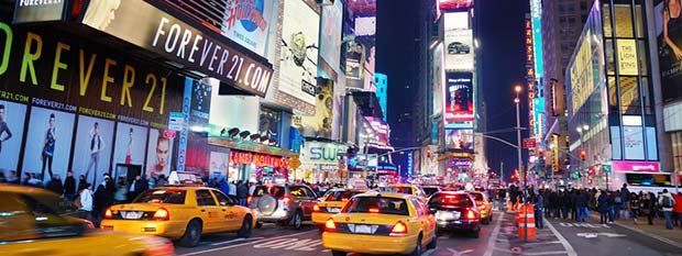 Times Square | Things to do in New York