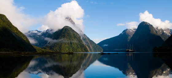 Ord Sound New Zealand Holiday