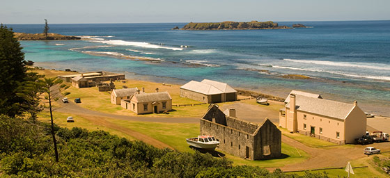 Norfolk Island: Penal Colony