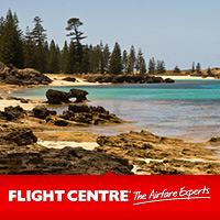 Qantas Flights To Norfolk Island From Melbourne