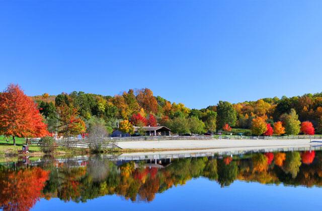 Autumn, New England, Canada