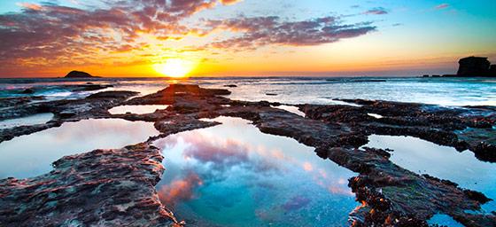 North Island: Maori Bay
