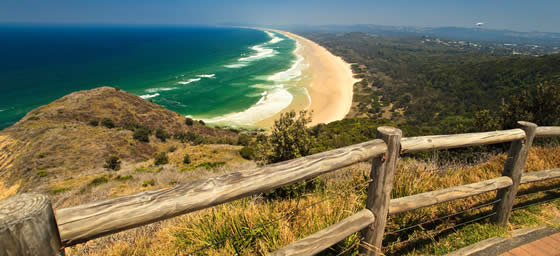 NSW: Byron Bay Beach
