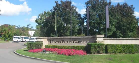 NSW: Hunter Valley