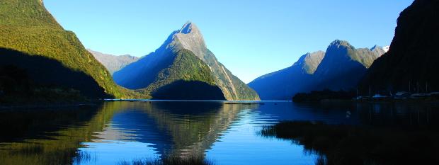 New Zealand South Island Lake