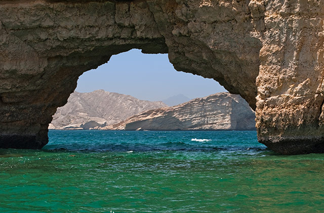 Coastline, Oman | by the Sultanate of Oman Tourism