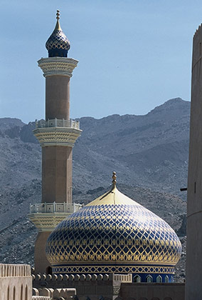 Mosque, Nizwa | by Sultanate of Oman Tourism