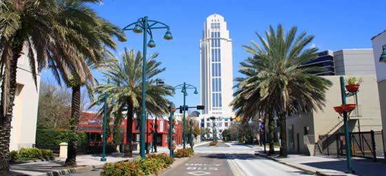 Orlando: City Street