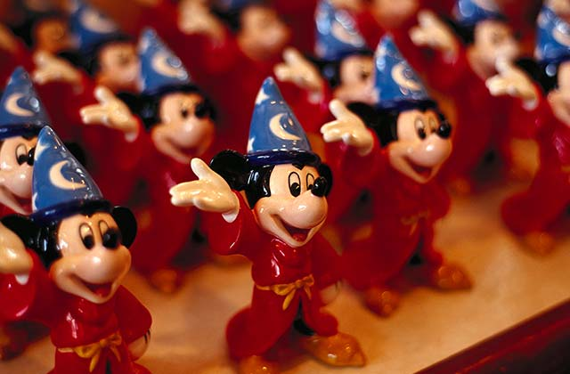 Mickey Mouse Souvenirs For Sale