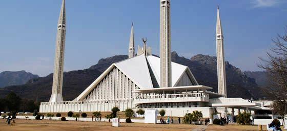 Pakistan: Shah Faisal Mosque
