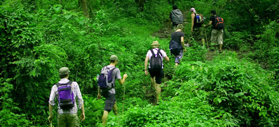 Papua New Guinea: Kokoda Trail Trek