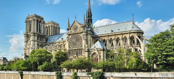 Paris Holidays: Notre Dame