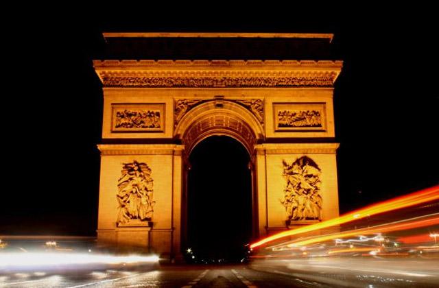 Arc de Triomphe   by Flight Centre's John MacKean
