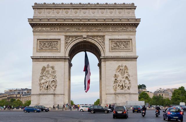 Arc de Triomphe   by Flight Centre's Olivia Mair