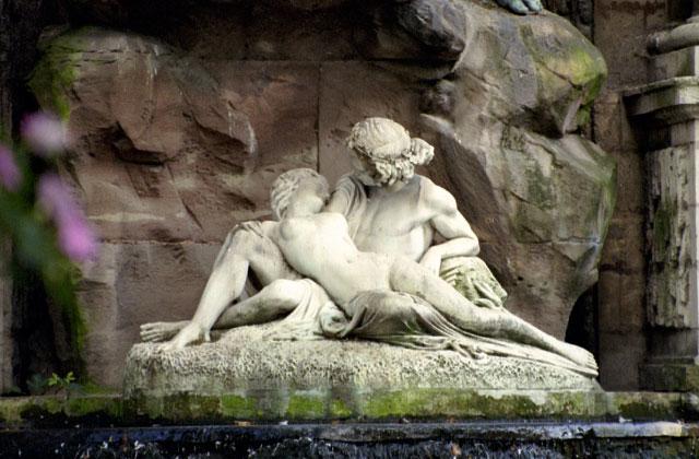 Medici Fountain, Luxembourg Gardens   by Flight Centre's Tiffany Apatu
