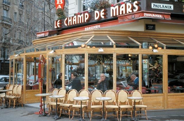 A French Café