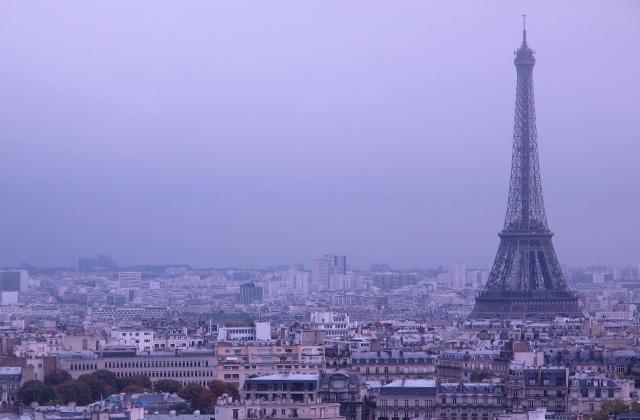 Eiffel Tower   by Flight Centre's Lauren Lizerbram