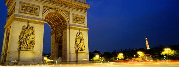 Paris Tourism - Arc de Triomphe