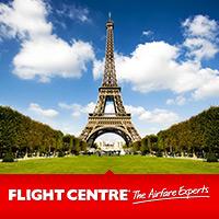 Cheap paris flights book cheap flights to paris flight for Best flights to paris