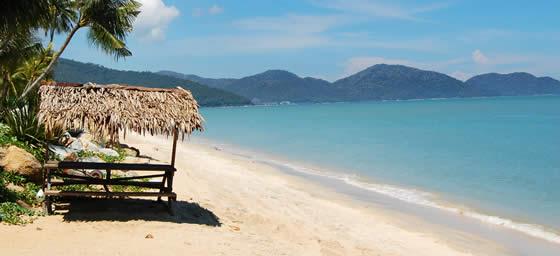 Penang Holidays: Batu Feringghi Beach