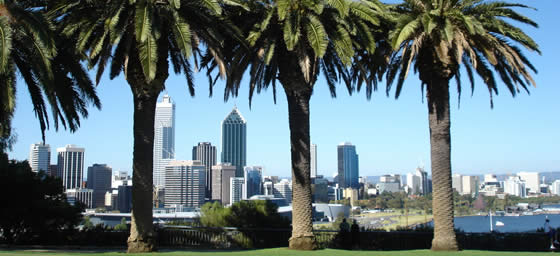 Fly to Perth and explore Kings Park