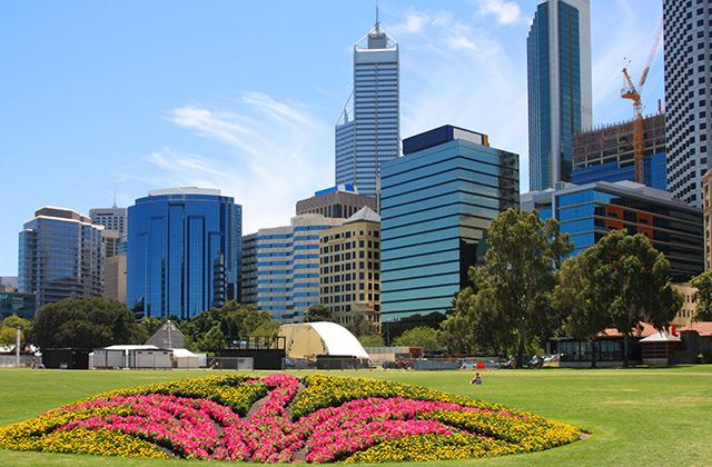 Skyline, Perth