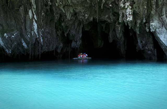 Underground River, Saban Palawan