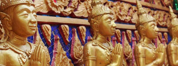 Travel to Phuket's Temples