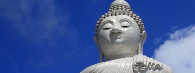 Big Buddha: Travel to Phuket