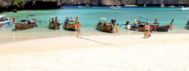 Boat Tours: Travel to Phuket