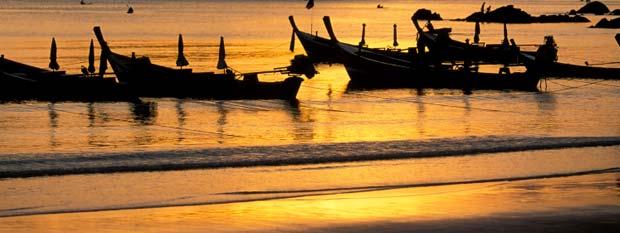 Travel to Phuket: Sunset Experience