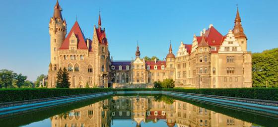 Poland: Moszna Silesia