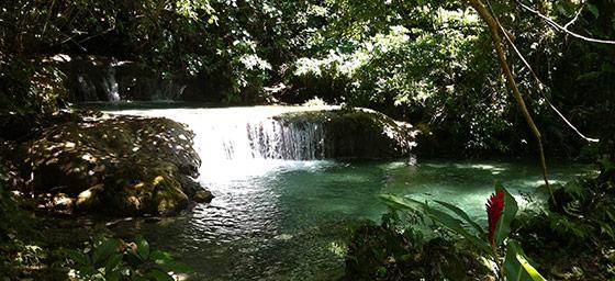 Port Vila: Mele Cascades