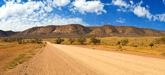 South Australia: Flinders Ranges
