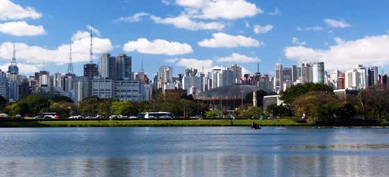 Sao Paulo: City Skyline