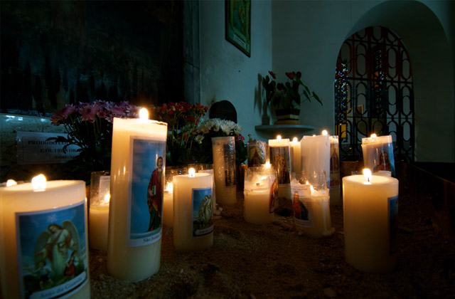 Votive Candles, Catedral de Nossa Senhora do Paraíso