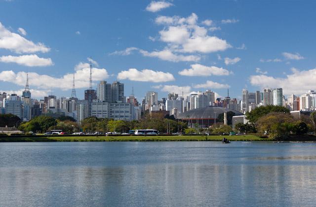 Skyline, São Paulo