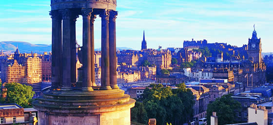 Scotland: Edinburgh