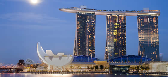 Singapore Holidays: Marina Bay