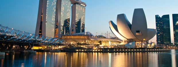 Singapore Attractions | Singapore Art Science Museum