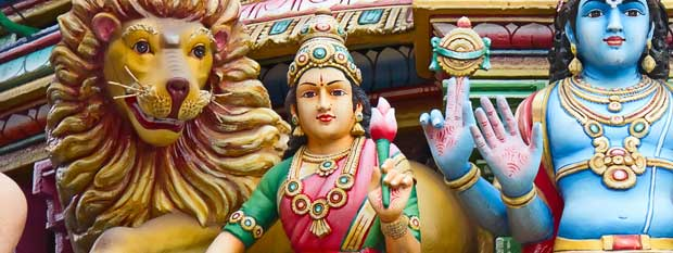 Singapore Things To Do | Sri Mariamman Temple