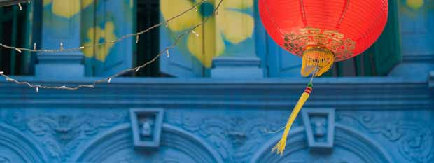 Singapore Attractions | Lanterns