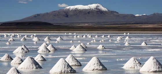 South America: Salar de Uyuni