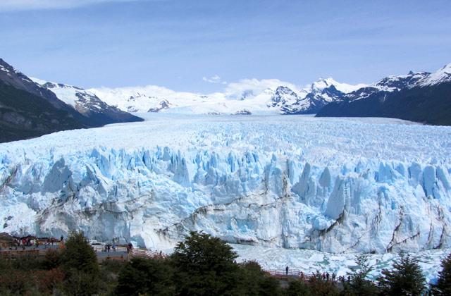 Perito Mereno Glacier, Patagonia, Argentina | by Flight Centre's Katherine Schussler